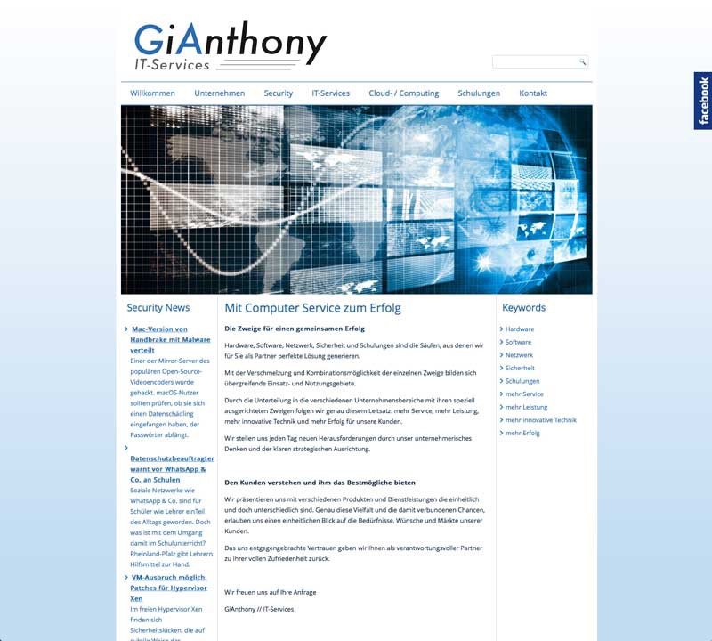 GiAnthony // IT-Services